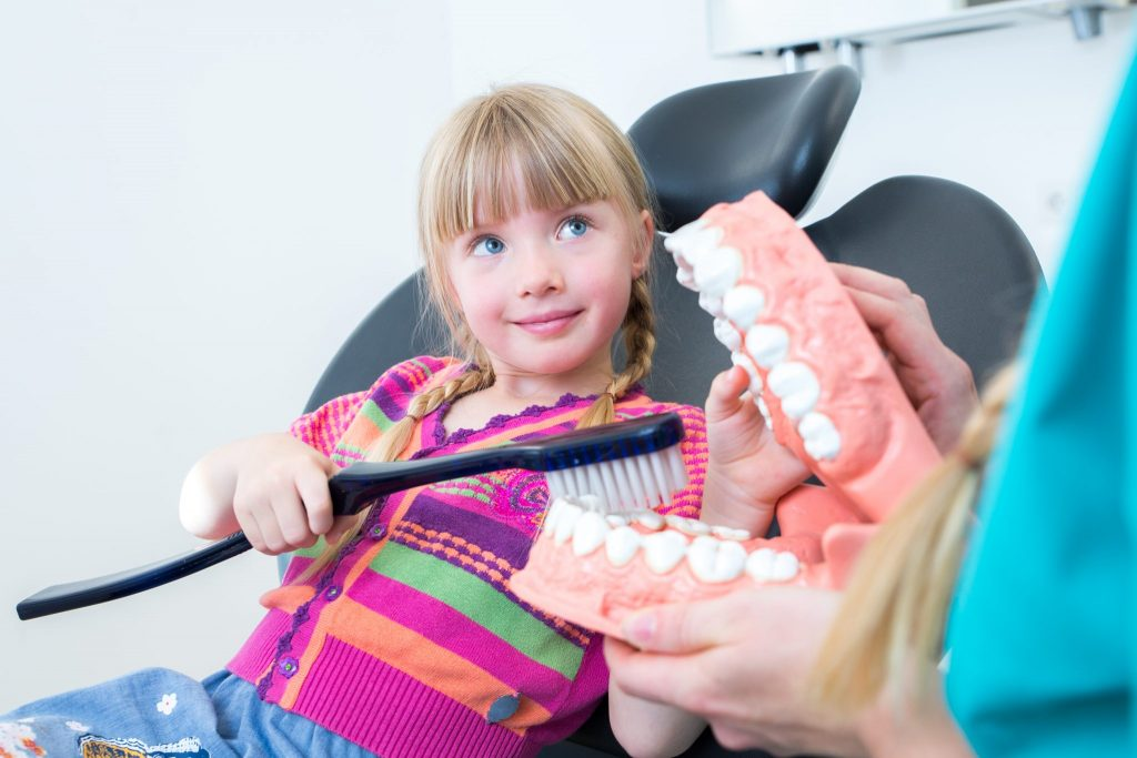 Mundwerk Zahnarztpraxis Kinder
