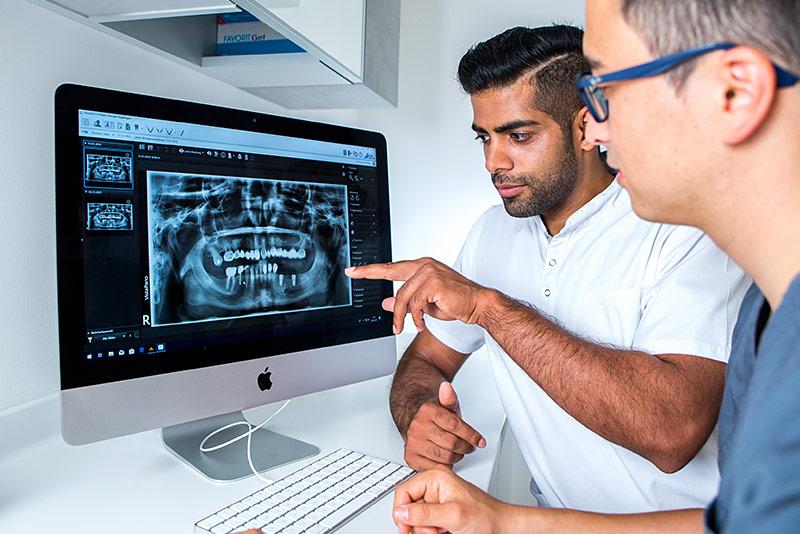 Mundwerk Zahnarztpraxis Doktor Sairupan Nagalingam