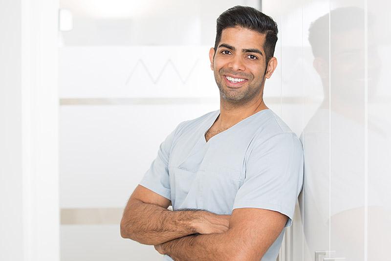 Mundwerk Zahnarztpraxis Sairupan Nagalingam